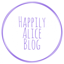 Happily Alice Blog